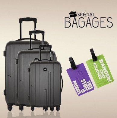 Vente privée Spécial Bagages a22cfd3783f1